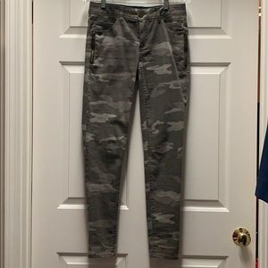 Democracy Ab solution camouflage jeggings size 4